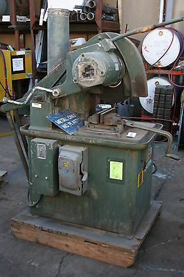 "Stone Machinery 20"" Metal Cut Off Saw M-750"