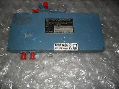 Addington Laboratories Oscillator RF Voltage Control FSCM 51859 Model 200402168