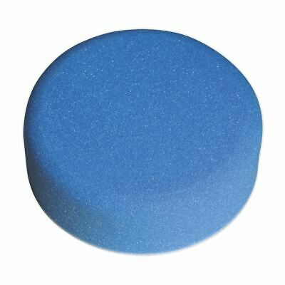 Sealey PTCCHV150B Buffing & Polishing Foam Head Hook & Loop ?150 x 50mm Blue/Med