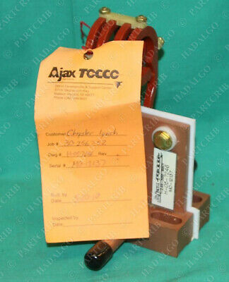 Ajax Tocco H-05-7246 M0-12137 Induction Coil