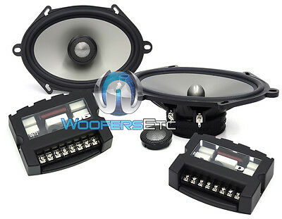 """D673A DIAMOND AUDIO CAR 5x7"""" 6x8"""" PRO COMPONENT COAXIAL SPEAKERS CONVERTIBLE NEW"""