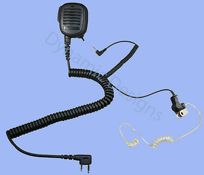 for Kenwood TK TH75 55 215 205 225 235 315 415  Shoulder Speaker Microphone
