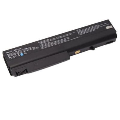 New 6 Cell Battery for HP Compaq Business Notebook NC6400 NX5100 NX6100 NX6300