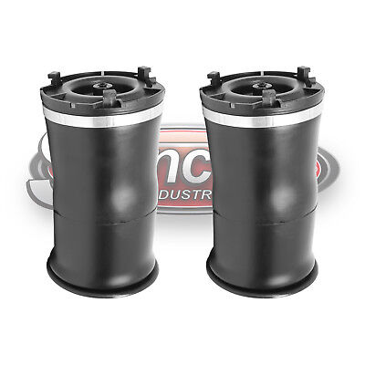2003-2009 Hummer H2 GMT913 Rear Air Suspension Air Springs - New Pair