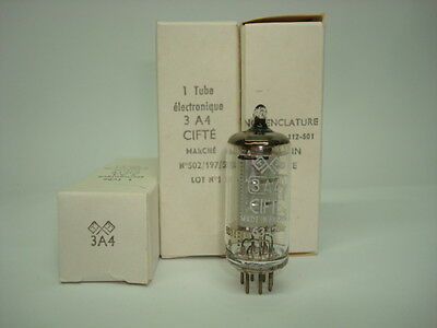3A4 Tube. Dl93 Tube. Cifte Brand.from Army 1960´S. Nos / Nib. 1Pc. Rc13