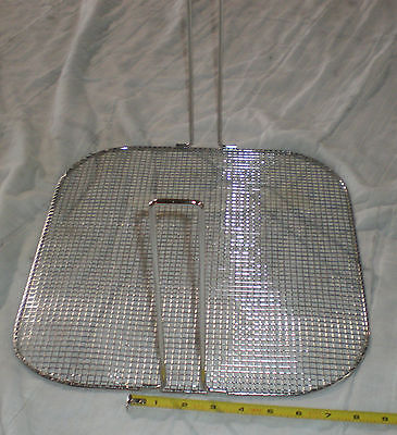 """sediment screen, stainless, 15""""x14"""",  5003826"""