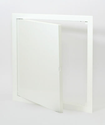 Access Panel 300x400 Metal Inspection Panel Inspection Hatch White Access Door