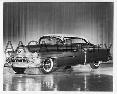 1953 Cadillac Orleans, Factory Photo (Ref. #30247)