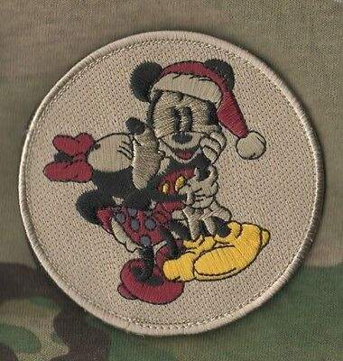 AFSOC COMBAT CONTROL DEATH on CALL TACP ODA VELCRO PATCH: Micky Home-Coming Kiss