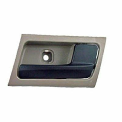 Stone & Black Inner Inside Door Handle Right RH for Crown Vic Grand Marquis