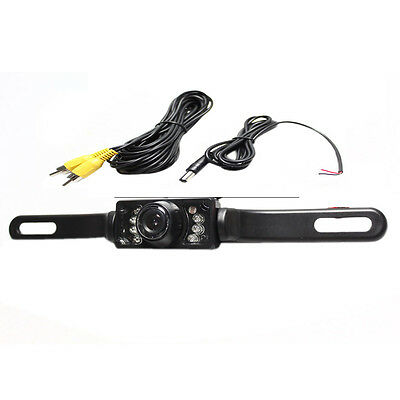 Color Waterproof Wide Angle view E322 HD Car Back Up Rear View Day/Night Camera