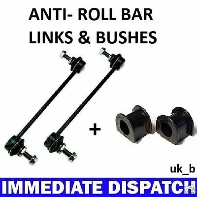 FOR FORD TRANSIT MK7 200/> FRONT ANTI ROLL BAR SWAY BUSHES /& DROP LINKS SEND REG