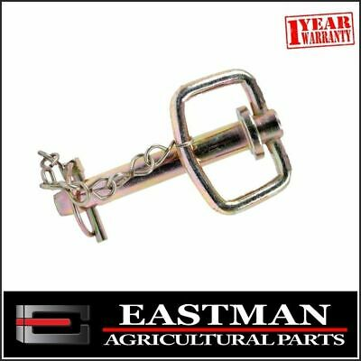 "Tractor Drawbar Hitch Pin - 3/4"" (Ø19mm) x Length = 98mm"