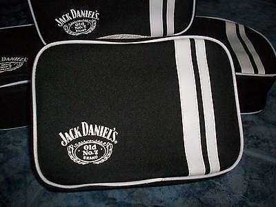 Jack Daniels Jd Logo Cooler Bag Lunch Travel Bag With Zip Or Bathroom Bag