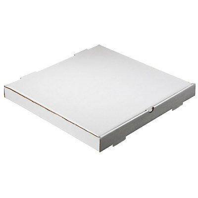 "18"" x 18"" x 1 3/4"" Corrugated Plain Pizza / Bakery Box 50/CS   FAST Shipping !"