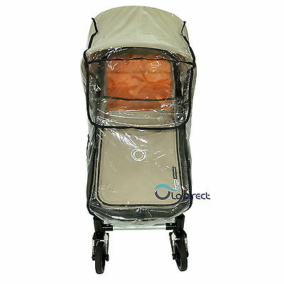 BABY CHILD CAR SEAT PRAM PUSHCHAIR RAINCOVER MOSQUITO NET UNIVERSAL - fit most