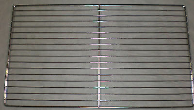 """wire Rack 17.3""""x29.6"""" all stainless steel,5001702"""