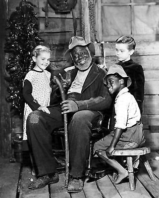 James Baskett 01 (Song Of The South) Photo Print
