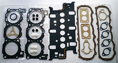 Head Gasket Set Ford Granada Reliant Scimitar 2.8 V6 Carb Carburetor Cologne Vrs