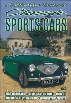 A Nostalgic Look At Classic Sports Cars Dvd