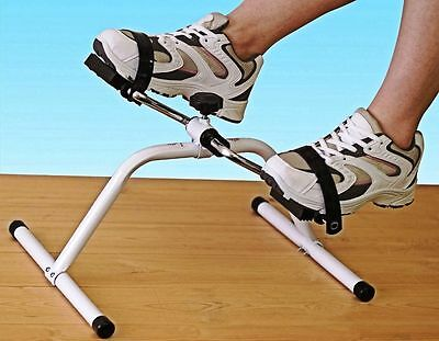 Armchair Pedal Exercise Exerciser Arms Or Leg  NEW Rehabilitation Stroke Rehab