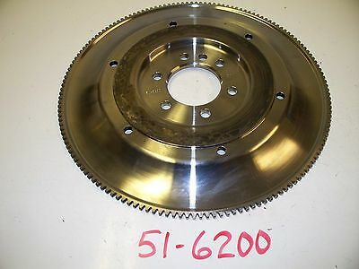 "Tilton 7.25"" Forged Flywheel 51-6200 Chevy Sbc 153 Tooth Ace Race Quartermaster"