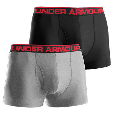 "Under Armour Original 3"" Boxer Jock Mens Briefs Golf Underwear"