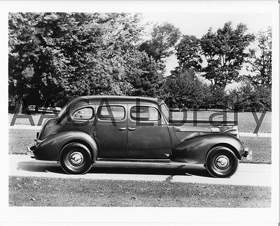 Factory Photo 1938 Packard Super Eight Touring Sedan Ref. #61843