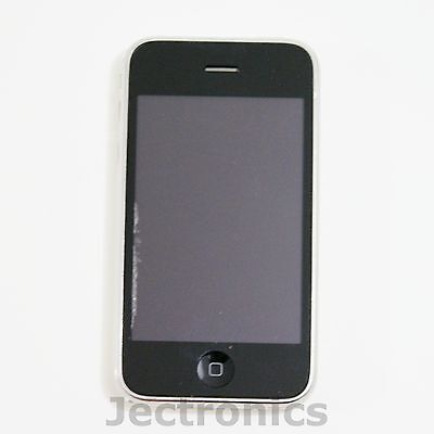 APPLE IPHONE 3G 16GB WHITE AT&T GSM SMARTPHONE- READ DESCRIPTION