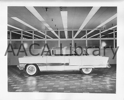 1955 Packard Patrician, Factory Photo (Ref. #62133)