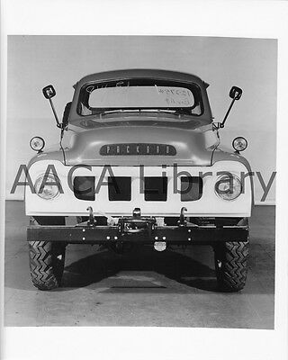 1958 Packard Export Pickup Truck, Factory Photo (Ref. #62186)
