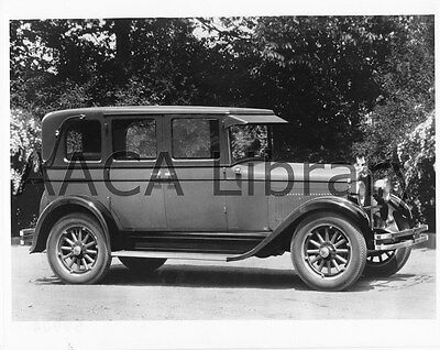Ref. #55269 Picture 1925 Maxwell Five Passenger Club Sedan Factory Photo