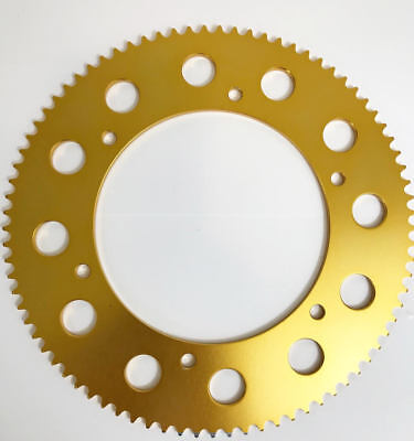 High Quality Alloy Kart Sprocket 77 Tooth 219 Pitch !- New !- Rotax Honda Tkm