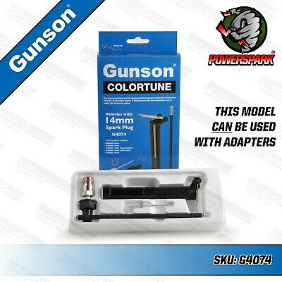 Gunson Colortune 14mm Kit colourtune spark plug carb mixture