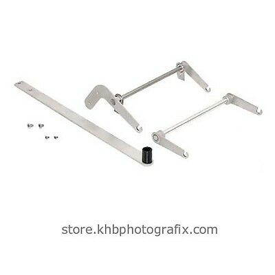 """Lifting Lever Kit with 3"""" Offset for Omega D 4x5 Condenser Enlargers"""