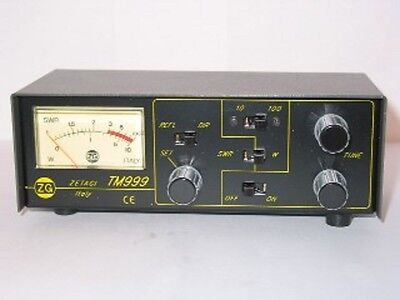 ZETAGI TM 999 SWR & Power Meter CB Ham Radio