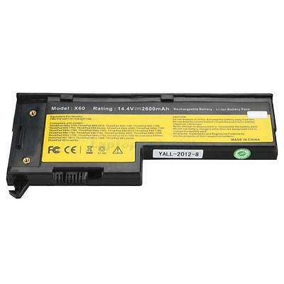 New 4 Cell Laptop Battery for IBM Lenovo ThinkPad X60 X60S X61 X61S Series