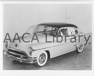 1951 Oldsmobile 88 Two Door Sedan Factory Photo Ref. #60604