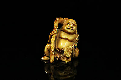Antique Original Hand Made Budhha Trinket