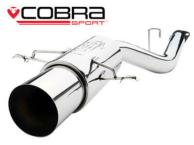 Subaru Impreza Sport GX GL (Non Turbo) 06-07 Cobra Sports Exhaust (SU61)