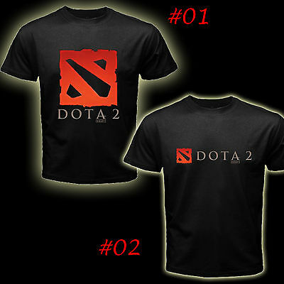 DOTA 2 Defense of the Ancients Multiplayer Game Tee T-Shirt Size S - 3XL
