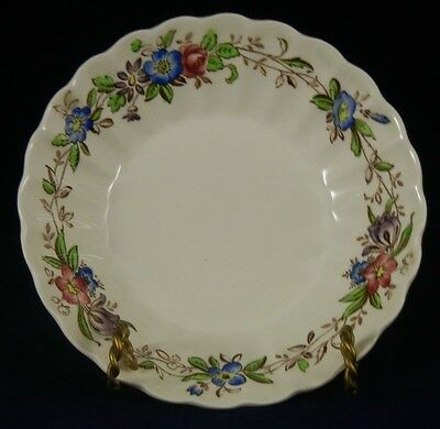 """SPODE COPELAND FELICITY BREAD AND BUTTER PLATES 6 1/2""""  - MADE IN ENGLAND MINT"""