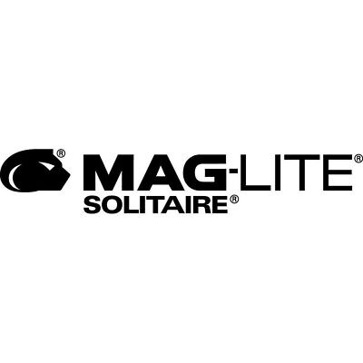 Solitaire By Mag Instrument Flashlight Lamps (Bulbs) For 1 Aaa Battery 2/pack