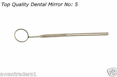 Dental Mirror with Handle Excellent Quality Dental Instruments