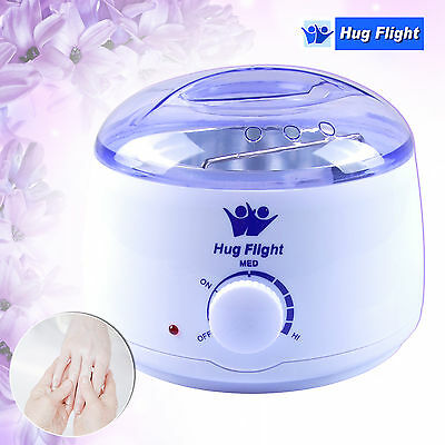 Wax Handle Pot Waxing Heater Warmer Hair Removal Depilatory Paraffin Beauty CE