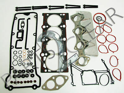 Head Gasket Set & Head Bolts BMW E46 316 318 Z3 1.9 8V Ohc M43B19 Engine