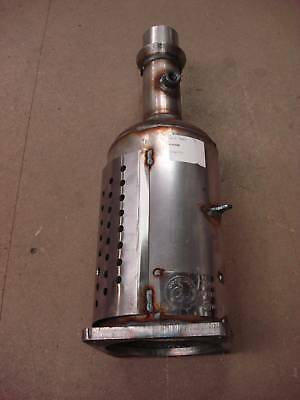PEUGEOT 307 2.0 Hdi DPF PARTICULATE FILTER SOOT NEW 110 bhp DW10ATED 02-05