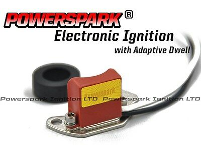 Lucas DKY4A positive earth Electronic ignition kit