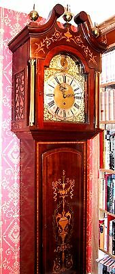 Clock Repair DVD Video - Repairing the Daneker Grandfather Clock with Urgo's 322