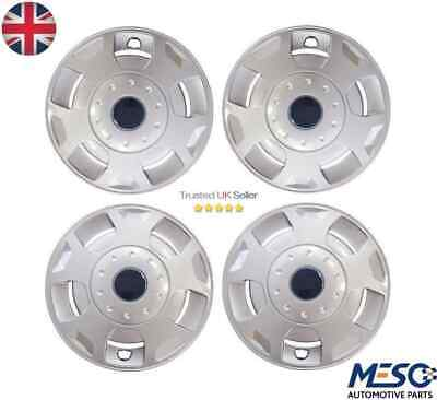 "4 of 15"" inch Wheel Trim Trims Hub Cap Caps Cover FORD Transit Connect 2002-2013"